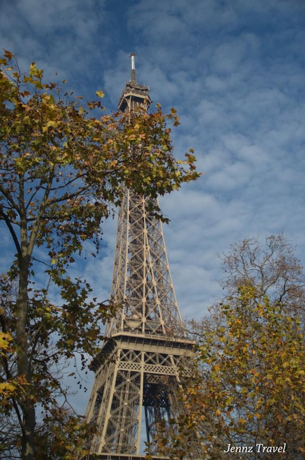 Tour Eiffel - Ecole militaire   -   Nikon D5100 - ISO400 - f/4.2