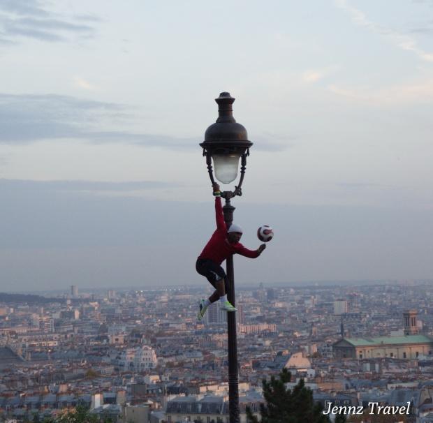 Artiste Montmarte   -   Nikon D5100 - ISO1250 - f/5.6