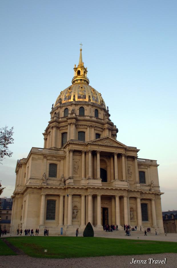 Hôtel des Invalides de Paris