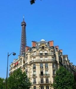 Paris- Tour Eiffel 07 2014