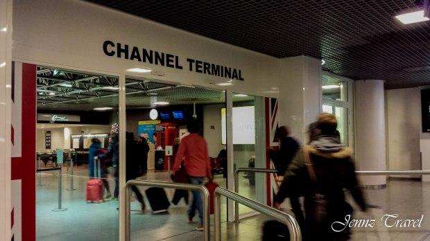 Channel Terminal Bruxelles