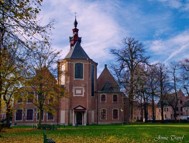 Ancien béguinage Saint-Elisabeth Gand