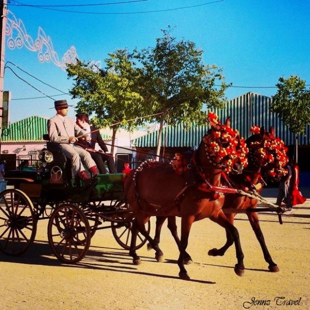 Feria Cordoba Andalucia