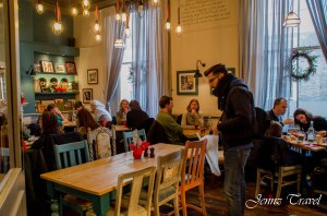 Finch's Dining Room Portobello Road