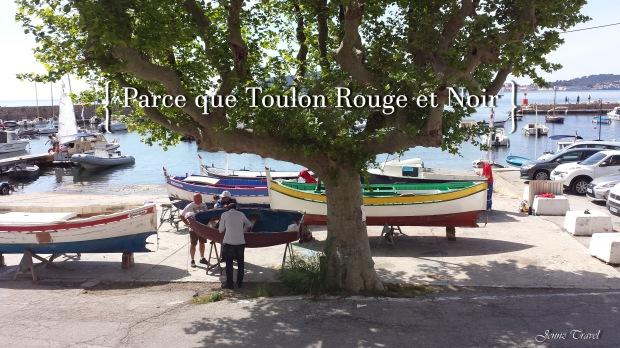 Vieux port de Toulon