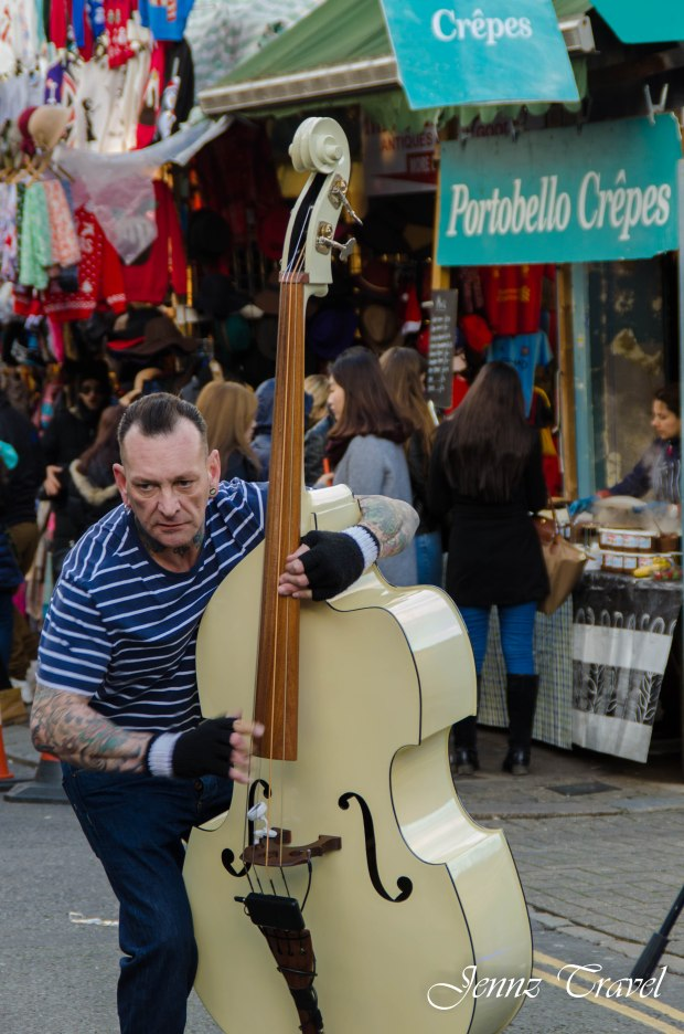 Portobello Road Artist