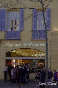 Caliçon Aix-en-Provence, Bouches-du-Rhônes, France