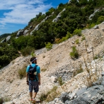 Randonnée massif de la Sainte-Victoire