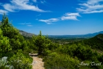 Paysage montagne Sainte-Victoire