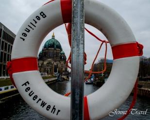 Berliner Feuerwehr, vue Dome
