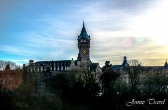 Spuerkees Luxembourg-ville