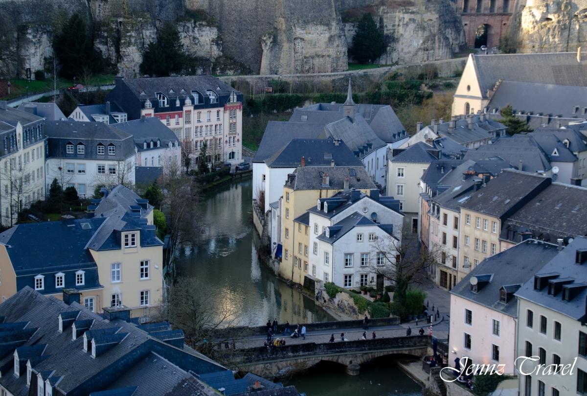Quartier Grund, Luxembourg